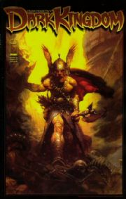 Frank Frazetta's Dark Kingdom Cover A Image Comics US Import